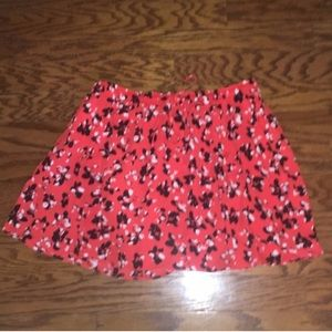 🌼SALE🌼 Banana Republic Floral Skirt